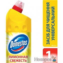 Универсальное средство Domestos Лимонная Свежесть 24 часа 1 л (8717163094921)