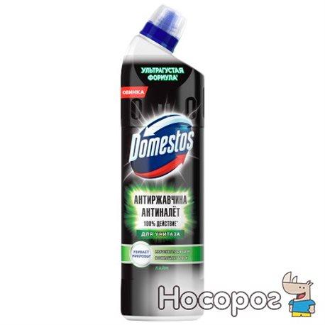 Фото Средство для чистки унитаза Domestos Грин 750 мл (8717163631591)