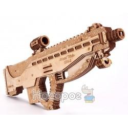 """Механічна сувенірно-колекційна модель """"Штурмова гвинтiвка USG-2"""""""