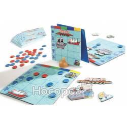 DJECO Игра настольная тактика Морской бой DJ05270