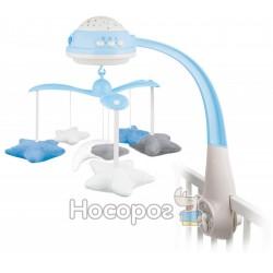 Canpol babies Карусель муз електр з проектором - блакитна 75/100_blu