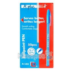 Ручка шариковая A plus A-155