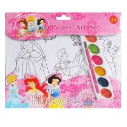 Набор для раскрашивания с красками OBL580275