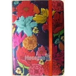 Блокнот на резинці Mandarin OF1080 В6, 100арк.