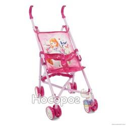 Игрушка коляска DIS 886