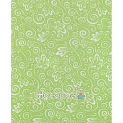 """Велум напівпрозорий """"Мілан"""", Зелений, А4 (21х29,7см), 115г/м2, Heyda"""