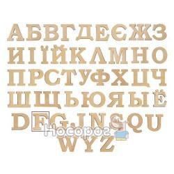 """Заготовка літера """"F"""" ROSA Talent висота 3 см"""