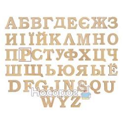 """Заготовка літера """"Р/Ь"""" ROSA Talent висота 3 см"""