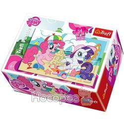 """Пазл Trefl My Little Pony """"54 міні"""" 54128"""