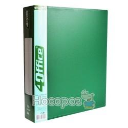 Папка на 80 файлів А4 4Office 4-227