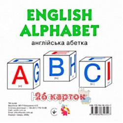 """Карточки большие Английская Азбука """"Jumbi"""" (англ.)"""