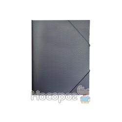 """Папка на резинке """"Carbon"""" L6226"""