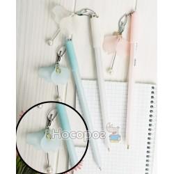 Ручка с подвеской-балерина №88157