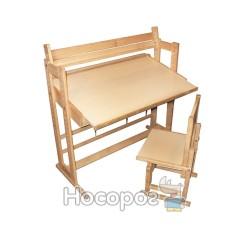 """Еко-Парта дитяча """"Совеня-3"""" + кріселко, надбудова, підйомна станція"""