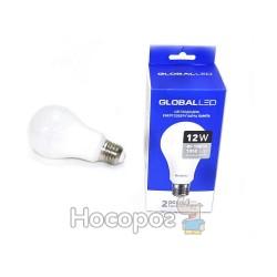 Лампа светодиодная 1-GBL-166 A60 12W 4100K 220V E27 AL