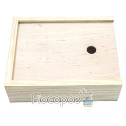 Пенал для гуаши ROSA деревянный 17х13,3 см