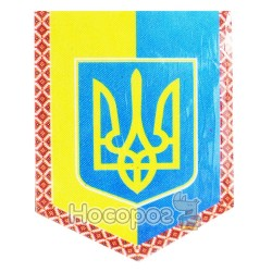 Прапор-косинка Україна