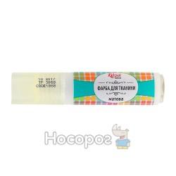 Краска акриловая для тканей ROSA Talent 20 мл белая