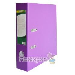 Сегрегатор 4Office 4-246 А4, 7см, фіолетовий (03070237)