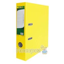 Сегрегатор 4Office 4-246 А4, 7см, жовтий (03070233)