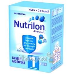 Молочна суміш Nutrilon 1 Pro Nutra + 600 г