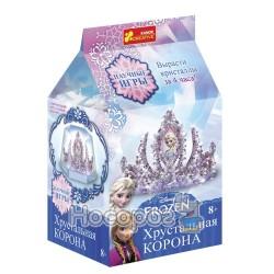 Корона в кристаллах Фрозен 12162031Р
