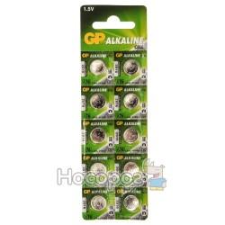 Батарейки Таблетка GP alkaline cell A76-U10