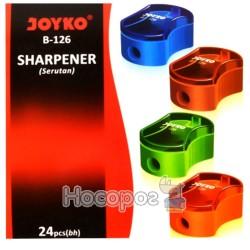 Точилка Joyko B-126 (Зелёный, Оранжевый, Синий, Коричневый)