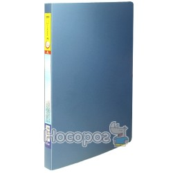Папка с 30 файлами SOHO S-30E синяя 412028