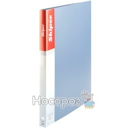 Папка с 30 файлами Skiper SK-30 серая 410884