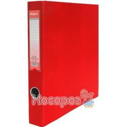Папка з чотирма кільцями Skiper SK-486 червона 475372