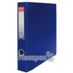 Папка з чотирма кільцями Skiper SK-484 синя 475370