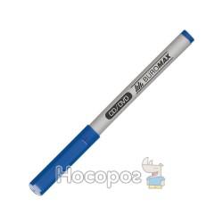 Маркер Buromax ВМ.8701-02 водостойкий (CD/DVD) JOBMAX синий