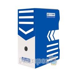 Бокс Buromax BM.3262-02 для архівації документів 100мм
