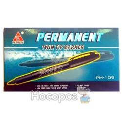 Маркер Permanent PM-109 двусторонний
