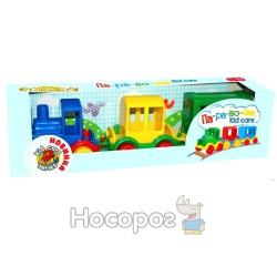 Паровозик Тигрес Kid cars 39260