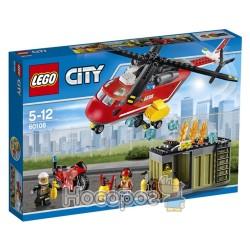 """Конструктор LEGO 60108 """"Машина пожарной охраны"""""""
