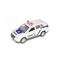 Автомодель - MITSUBISHI OUTLANDER POLICE (1:32) [OUTLANDER-POLICE]