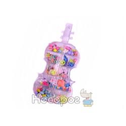 """Набор для творчества для изготовления бус и браслетов """"Violin"""" D2107-4"""