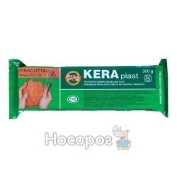 Пластилин Keraplast, 300г., Терракотовый