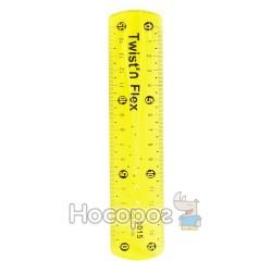 Линейка SoftRuler 15 см №0015