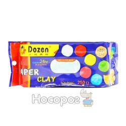 Паста для моделирования Dozen PCL 250 грамм разноцветная