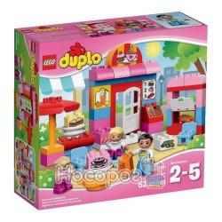 "Конструктор LEGO Duplo ""Кафе"" 10587"
