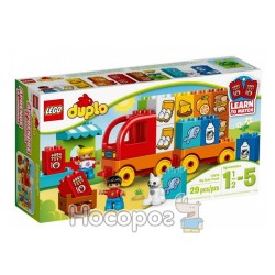 "Конструктор LEGO Duplo ""Моя перша вантажівка"""