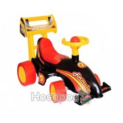 Игрушка автомобиль для прогулок ТехноК Формула 3084
