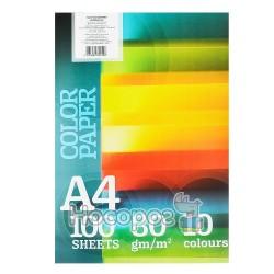 Бумага офисная цветная Color Paper ПК-10/100