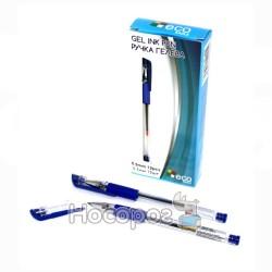 Ручка гелевая Eco-Eagle TY405 синяя