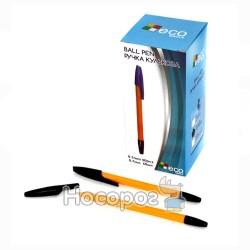 Ручка шариковая Eco-Eagle TY-403 чорная