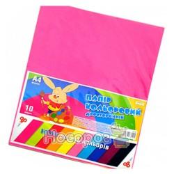 Бумага цветная Unison БЦ-001 двусторонняя
