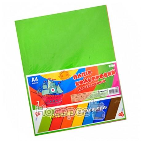 Бумага цветная Unison БЦ-002 двусторонняя